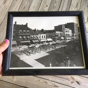 Vintage Black & White Photo Art Parade in the '20s